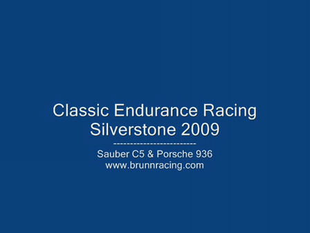 Classic Endurance Racing 2009 - Silverstone