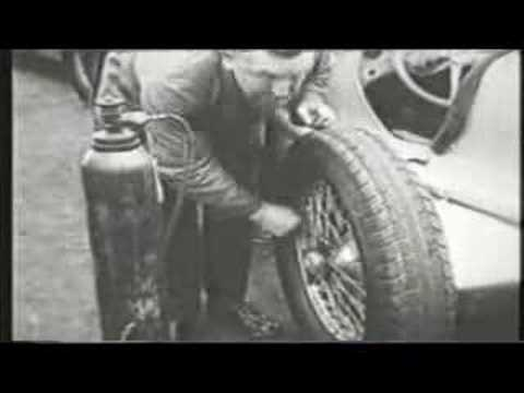 History Of Motor Racing Part 7 - 1933 - 1934