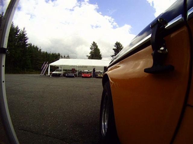 Time Lapse Race Video