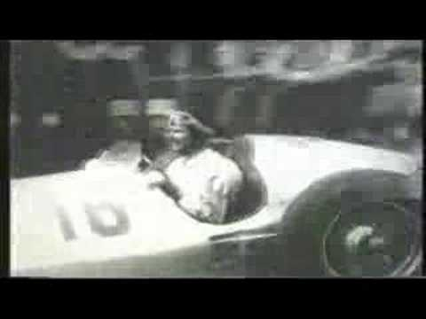 The History Of Motor Racing Part 10 - German Grand Prix.
