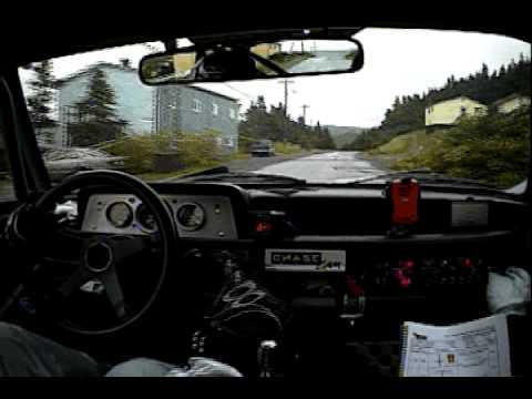 Targa Newfoundland - 2009 - Flying Rubber Racing