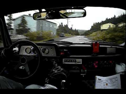 Targa Newfoundland - 2009 - Flying Rubber Racing