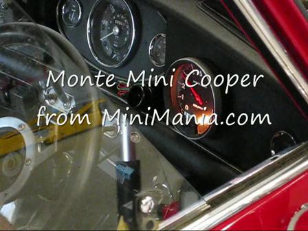 Mini Cooper Dyno Test
