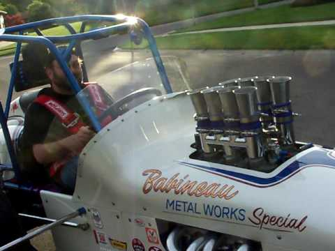 STREET LEGAL SPRINT CAR