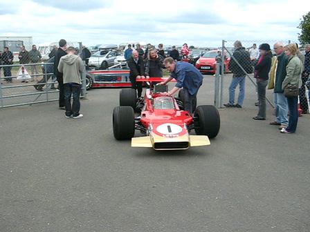 Lotus 63 4-wheel drive F1 car-1969