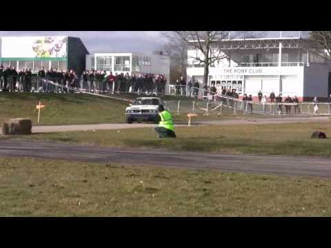 Race Retro 2010 Rally Stage