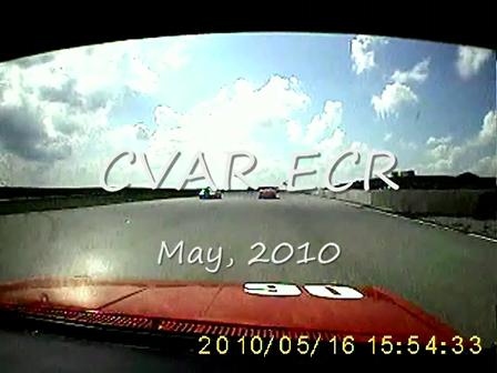 CVAR ECR May, 2010