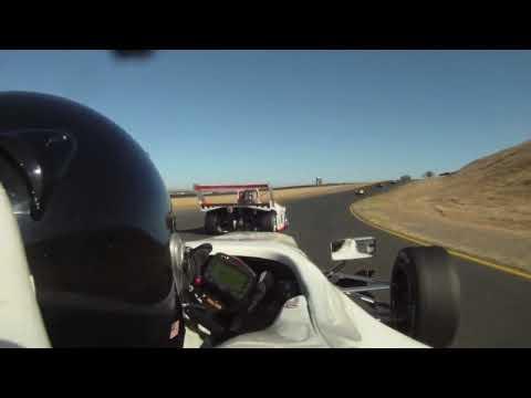 Infineon Raceway Formula Cockpit Cam - HD High Definition Action Video