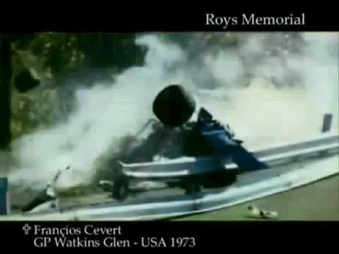 Francois Cevert tribute - Czech song about Cevert