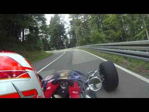 Schauinsland Klassik  - Brabham BT 21 - Onboard - 2011