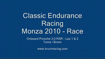 Classic Endurance Racing Monza 2010