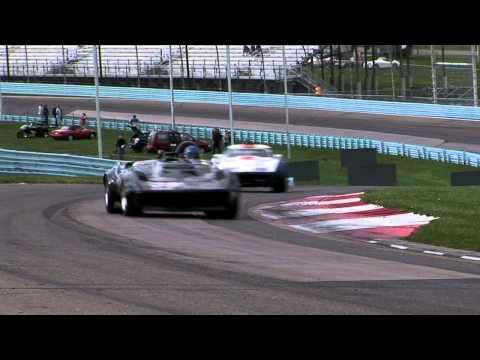 SVRA Watkins Glen Group 6 Race, Corvette, Mustang, Jaguar, Camaro, Porsche
