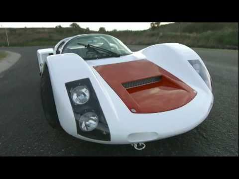 VRC 906 (Porsche 906 Carrera 6 Replica)