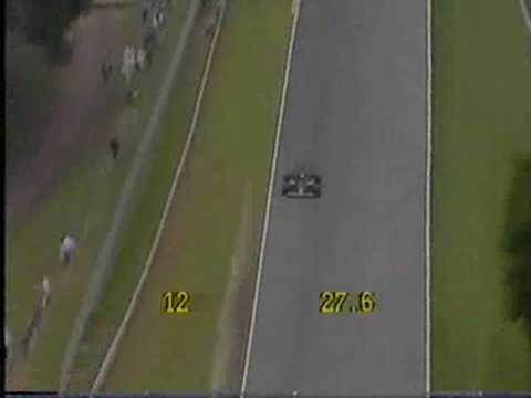 Ayrton Senna 1986 Brands Hatch Qualifying Lap