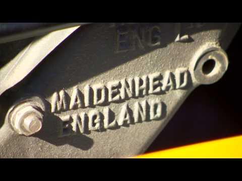 Historic Racing TV - McLaren M8 sold for $1.5millon