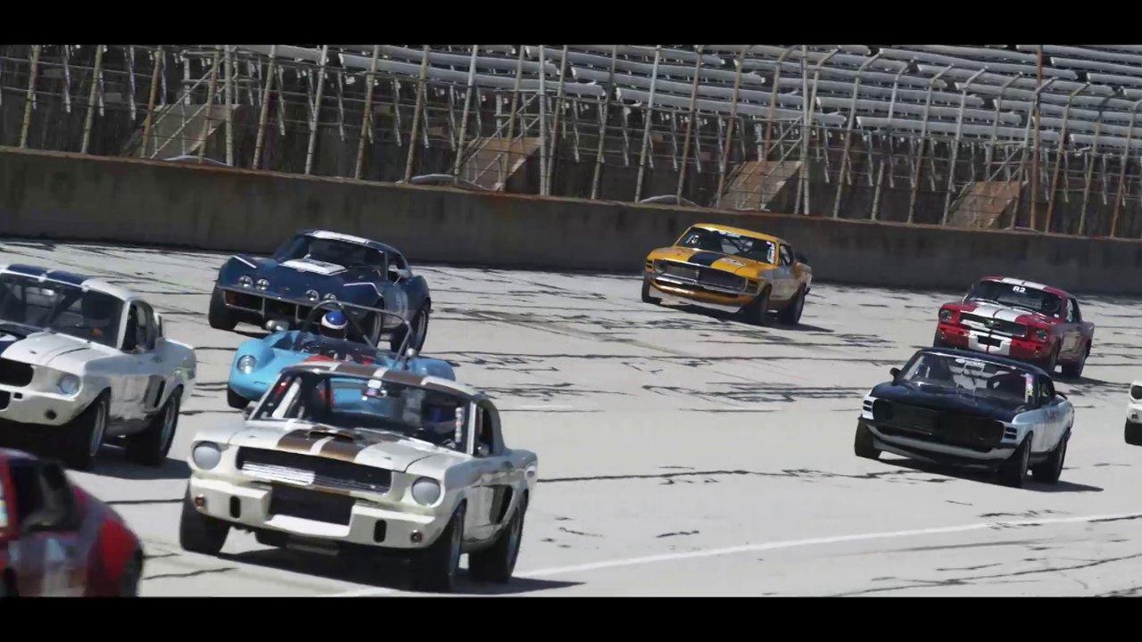 Vintage Racer - Amateur Sizzle Reel