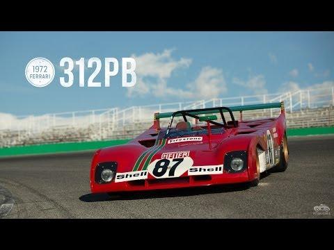 Ferrari 312PB Ends an Era With a Bang