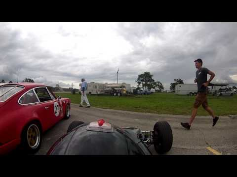 Lotus Type 61  fun race Sebring 6/10/17
