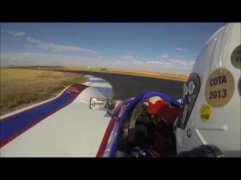 HPR Scot Morton 9/29/16 Test--clean lap 1:49 High Plains Raceway