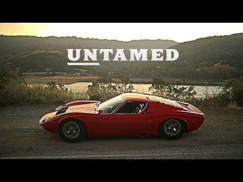 The Lamborghini Miura Is Still Untamed