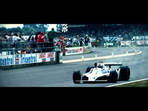 The history of Williams in F1, by Sir Frank and Claire
