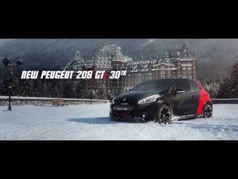 New Peugeot 208 GTi 30th | Film The Legend Returns