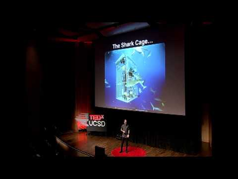 Nano Shark Cages and Cancer: Inanc Ortac at TEDxUCSD