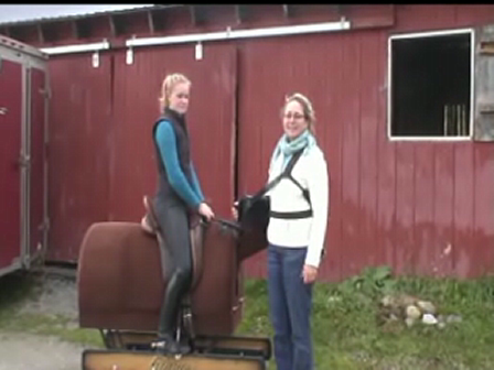 The use of your classical dressage seat