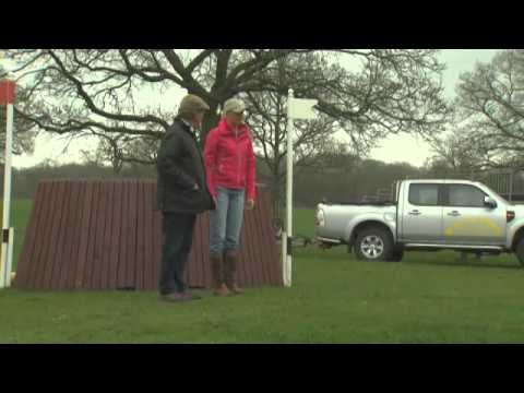 Badminton 2011  Cross Country Course Preview Video