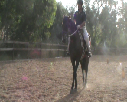 first trot since he dumped me