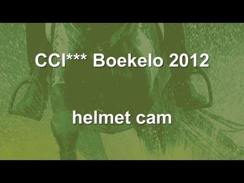 Mark Todd helmet Cam Boekelo 2012 Wow! What a ride!!