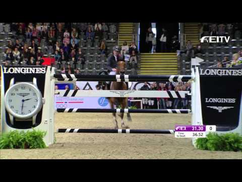 Longines FEI World Cup™ Jumping 2013 Oslo, Norway - News