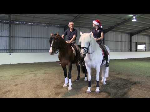 Holiday Ride & Greetings from Manolo Mendez