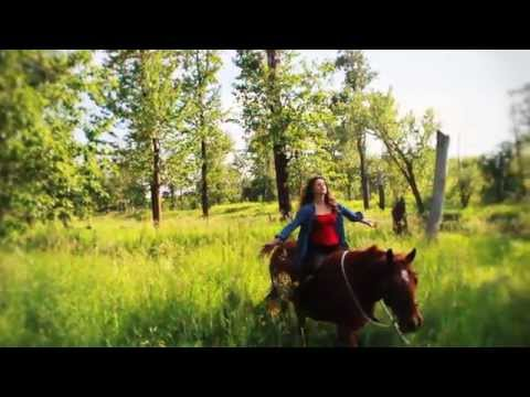 """Be Free"" (Derek Clegg) - Horse Music Video"