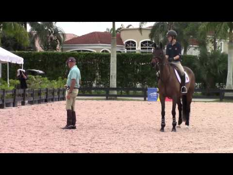 George Morris Talks about Position at the Horsemastership Week