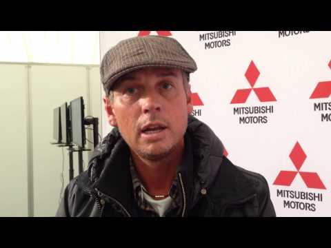 Carl Hester Discusses Eventing Dressage at Badminton