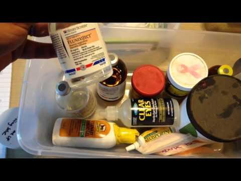 DIY Horse Trailer First Aid Kit