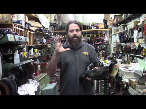 Is it time to repair your riding boots?