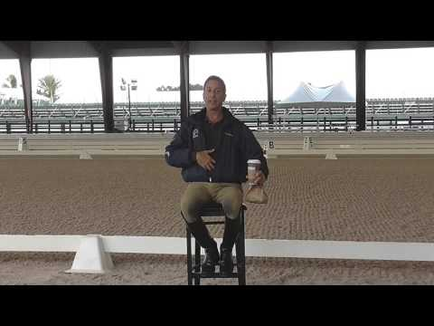 Robert Dover: Passive vs Active Seat (The braced back)