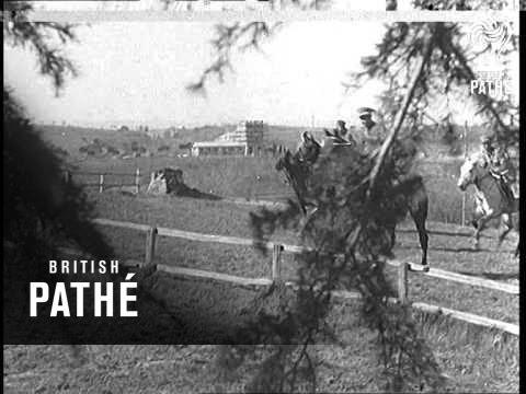Italian Cavalry Exhibiiton - 1939