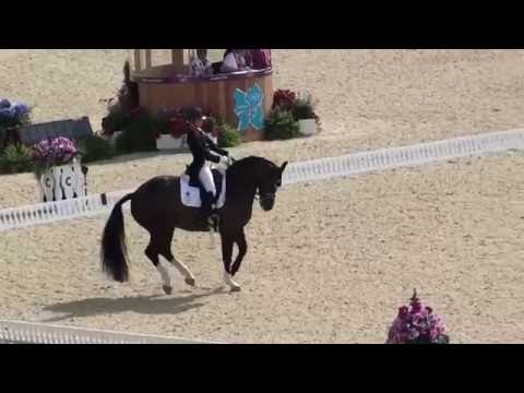 Olympic Spotlight: Dressage Freestyle Gold Medalists 1996 -2012