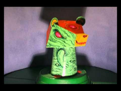 Robo Bear !