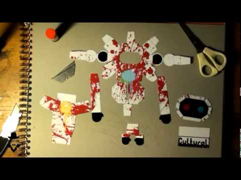 paper toy contest