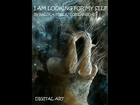 I AM LOOKING FOR MY SELF  DIGITAL ART