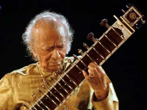 Ravi Shankar & Philip Glass - Ragas In Minor Scale!