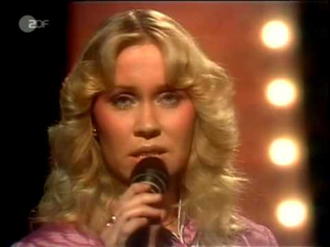 ABBA-The Winner Takes It All Live 1980