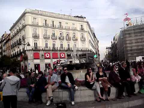 Madrid 2010 - Plaza del Sol