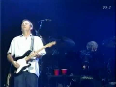 Eric Clapton Have You Ever Loved a Woman Live TV Recording