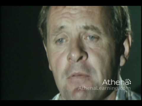 Anthony Hopkins reads Dylan Thomas