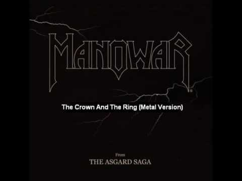 Manowar - The Crown And The Ring (Metal Version) 2009